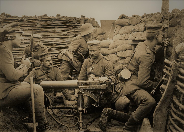 """IN MEMORIAM"" Eroilor Primului Război Mondial"