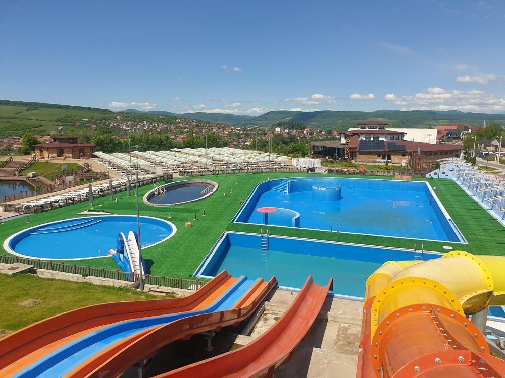Se deschide Parcul Balnear Toroc