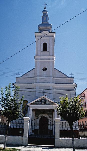 Biserica Sfintii Mihail si Gavril