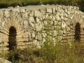 Castrul roman Samum din comuna Căşeiu