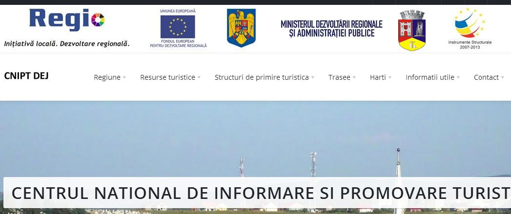 Lansare site CNIPT Dej